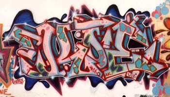 DESIGN AMAZING And COOL GRAFFITI TAGGING ALPHABET