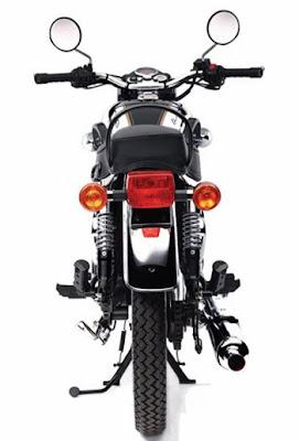 MOTORCYCLE ROYAL ENFIELD BULLET G5 DELUXE