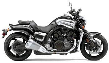MOTORCYCYCLE YAMAHA VMAX (VMAX17)