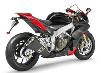 MOTORCYCLE APRILIA RSV4 FACTORY