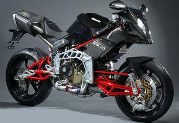MOTORCYCLE BIMOTA TESI3D 2010