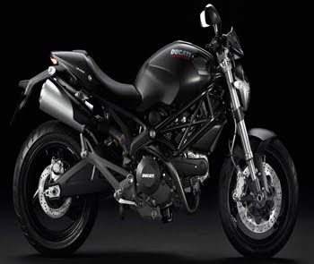 MOTORCYCLE DUCATI MONSTER 696 2011
