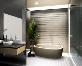 Korean home style new japanese exotic bathroom design ideas for Bathroom design japanese style