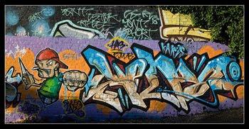 DESIGN COLECTION OF GRAFFITI TAGGING