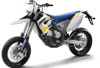MOTORCYCLE HUSABERG FS570 2011