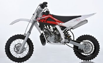 MOTORCYCLE HUSQVARNA CR 50 2011
