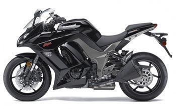 MOTORCYCLE KAWASAKI NINJA 1000 2011-STREET SPORT