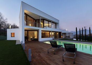 Architecture Floating Houses Italian Contemporary Design