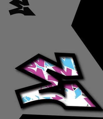 GRAFFITI DESIGN ALPHABET LETTER E STYLE OnWall Bubble Letter EE Sketches