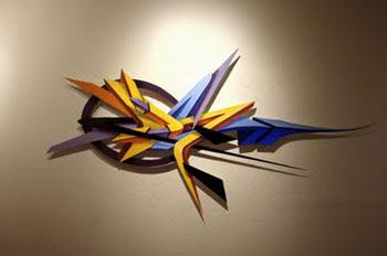 mosquito graffiti Design 3D, 3D Style Picture, 3D Design, Brown Exotic 3D, Creator 3D, Style Graffiti, Mosquito graffiti