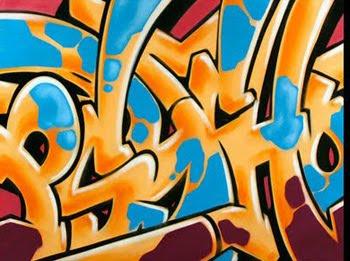 ORANGE GRAFFITI DESIGN LETTER BUBBLE EFFECT BY MINDGEM, Design, Graffiti, Graffiti Design, Bubble, Graffiti Design Bubble, Letter Bubble