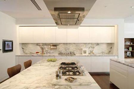 Kitchen Wall Design