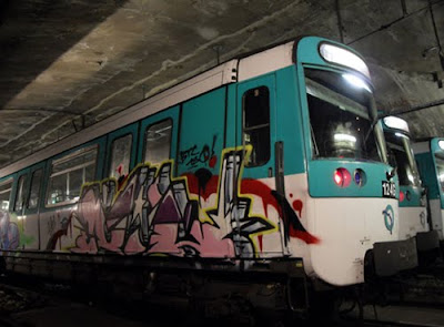 TopTen, x Evil, Graffiti, Train, Evil Graffiti Train