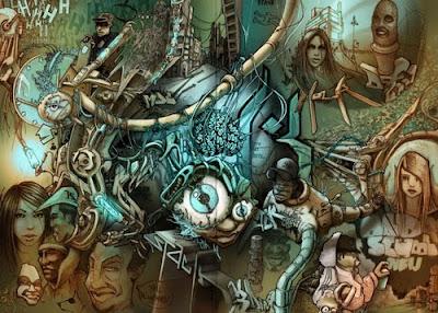 Creator Wallpapaper, Graffiti, http://graffityartamazing.blogspot.com/