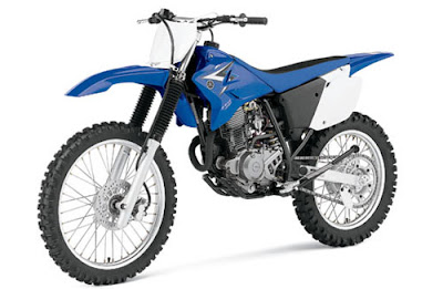 Image new Yamaha motorcycle TT-R230 motorcross