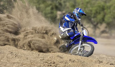 new yamaha motorcross