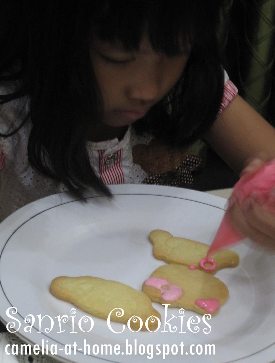 C a m e l i a @ H o m e: Sanrio Cookies