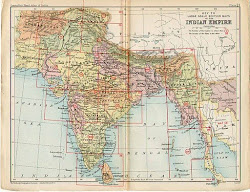 Map of Ancient India
