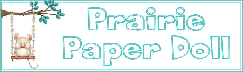 Prairie Paper Doll