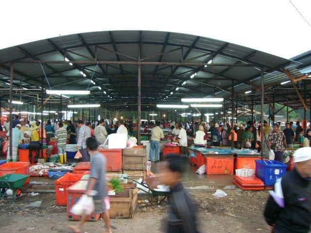 Pasar Borong Bandar Jengka