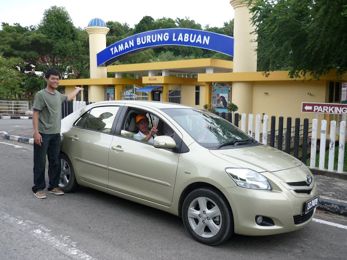 melaram interframe bersama 1.5 vvti in action