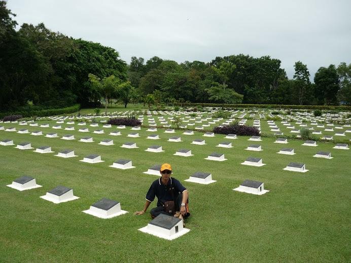 memorial park labuan