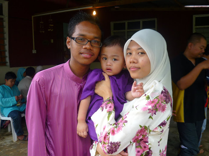 2 generasi , mak saudara bersama 2 anak saudaranya