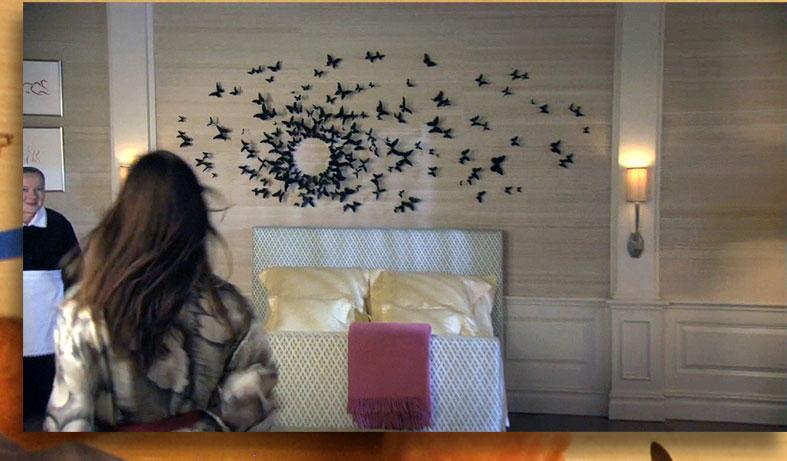 Milowcostblog mariposas para la pared - Mariposas para pared ...