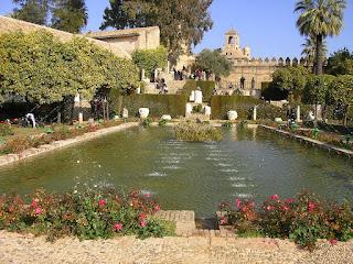 Obiective turistice Andaluzia: Alcazar Cordoba