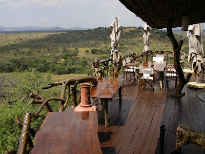 Cazare safari Tanzania: Mbalangeti Lodge Serengeti