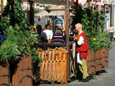 Imagini Estonia: un ospatar foarte simpatic