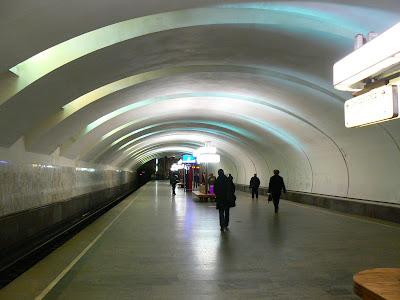 statie metro Rusia