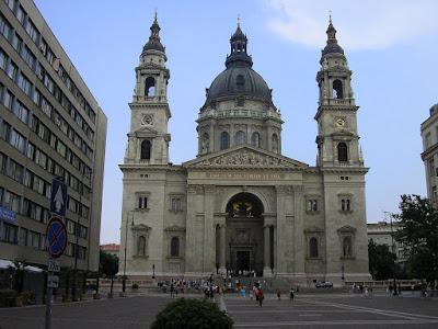Catedrala Szent Istvan din Budapesta