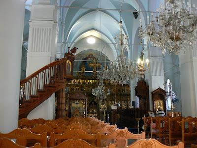 Obiective turistice Cipru: biserica Faneromeni Nicosia