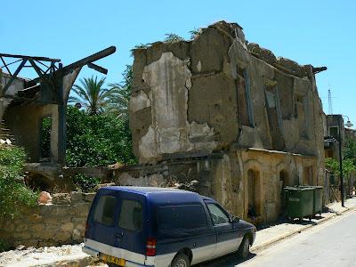 Imagini Nicosia: Linia Verde