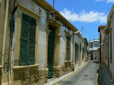 Imagini Linia Verde Cipru: prin Nicosia de Sud