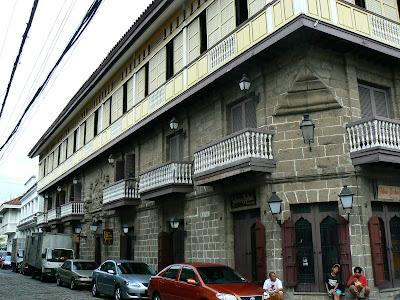 Imagini Filipine: Intramuros
