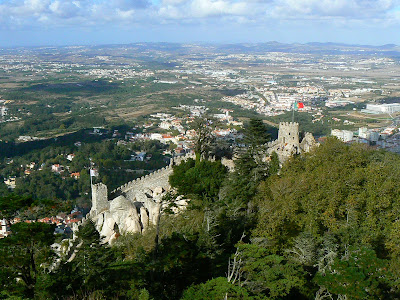 Imagini Portugalia: Castelul Maurilor