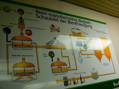 Imagini Plzen: procesul de fabricare a berii