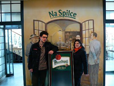 Restaurant Na Spilce Plzen