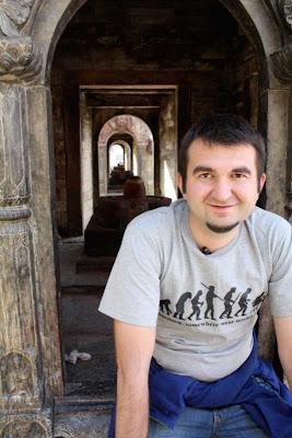 Razvan Marc in Nepal