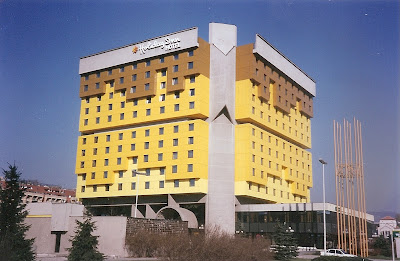 Cazare Bosnia: hotel Holiday Inn Sarajevo