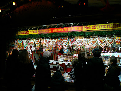 Imagini Austria: piata de Craciun