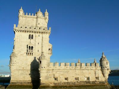 Imagini Portugalia:  turnul Belem, Lisabona