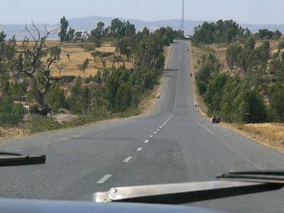 Obiective turistice Etiopia: sosele etiopiene