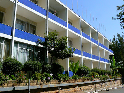 Cazare Etiopia: Hotel Ghion Addis Ababa