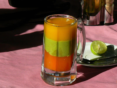 Bautura Etiopia: suc de fructe