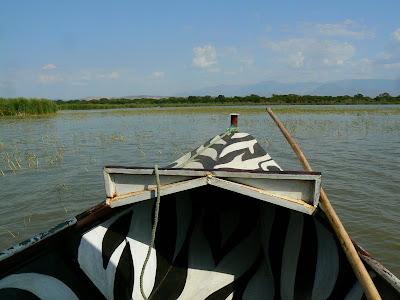 Imagini Etiopia: lacul Chamo