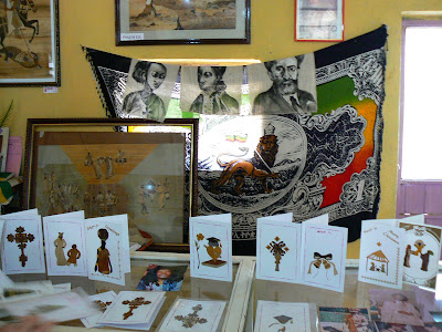 Obiective turistice Etiopia: Banana Art Gallery Shashemene