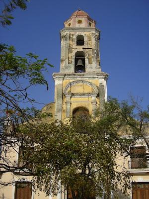 Obiective turistice Cuba:  Francisco di Asis Trinidad